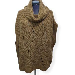 Joe Fresh Poncho Style Sweater Size XL